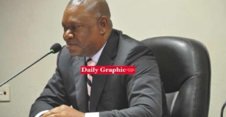 Dzamefe's Special Request To GNPC