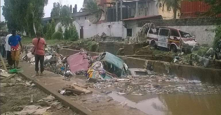 News Analysis On Accra Disaster: .....All Fingers Point To
