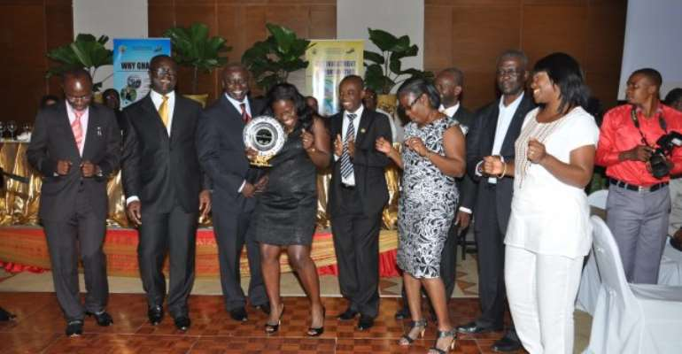 Live Updates: Ghana Club ranking at the State Banquet Hall