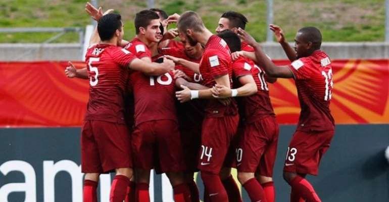 Impressive Santos Help Portugal to Beat Senegal