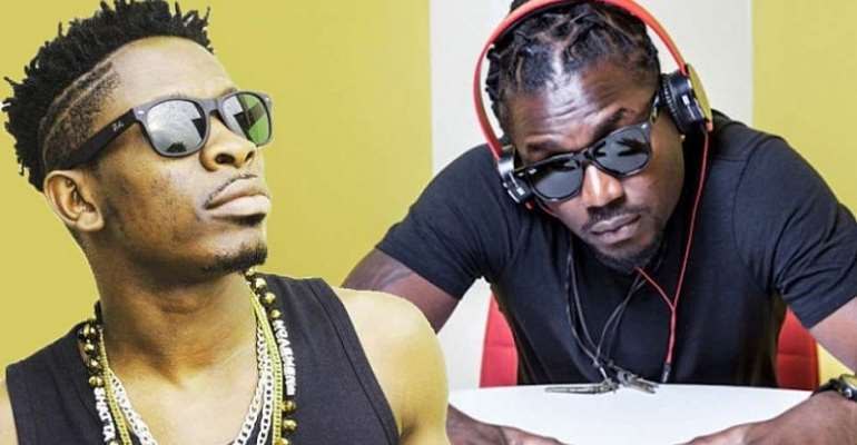 Quick Action To Bring Samini And Wale Together On A Project