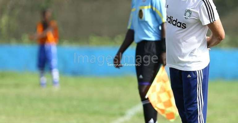 Aduana coach Aristica takes little delight in win at Edubiase