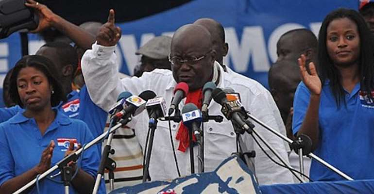 Woyomegate could never have happened under me - Nana Akufo-Addo