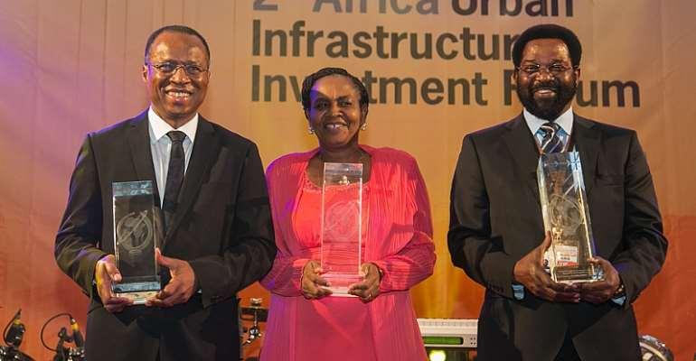 The cities of Accra, Kinondoni and Praia win the inaugural José Eduardo dos Santos African Mayor Awards