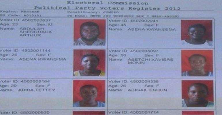 Electoral Commission suspends voter registration exercise