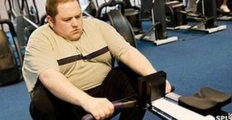 Some obese people were as 'metabolically fit' as people of ideal weight