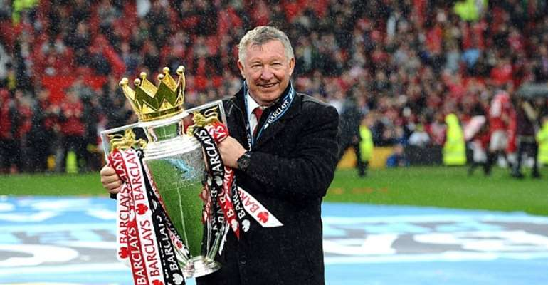 IS ALEX FERGUSON THINKING OF COMING OUT OF RETIREMENT                                                                    ALREADY?