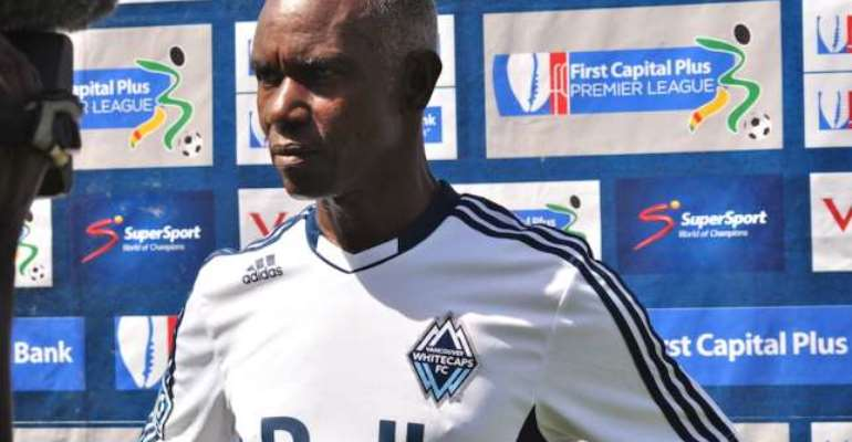 Dissatisfied: I'm unhappy with my team's scoring rate - Herbert Addo