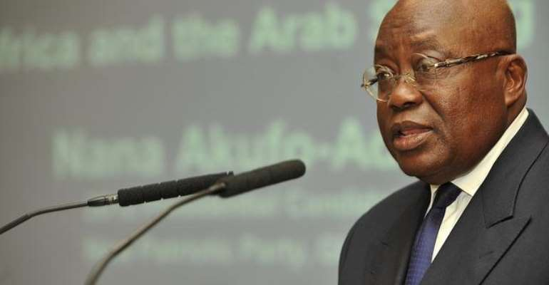 Akufo-Addo - trying and trying again