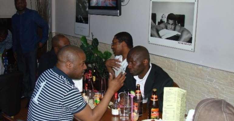 Respect Nigerians Coalition (RNC) Hosts Ribadu, Sowore, Falana, Ndibe, Adekunle And Other Nigerians