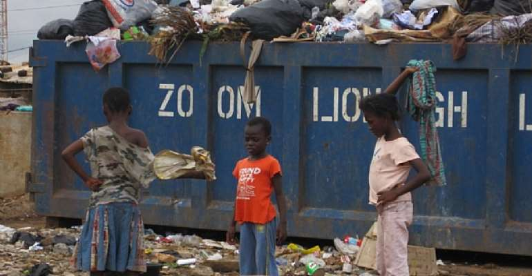 Ghana's Solid Waste Management Problems: The Contributing Factors And The Way Forward
