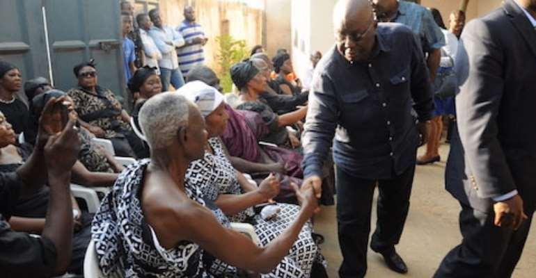 Samuel Nuamah's Death Is Ghana's Loss, Says Akufo-Addo