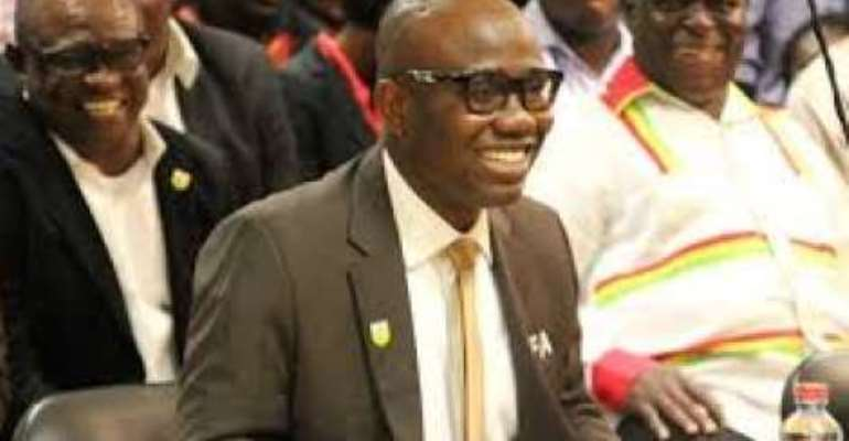 Ghana football: The battle line has been drawn between the Sports Ministry and GFA