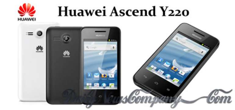 MTN launches Huawei Ascend Y220