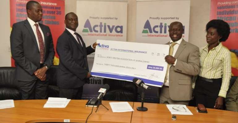 Activa International Insurance supports SWAG for 4 years