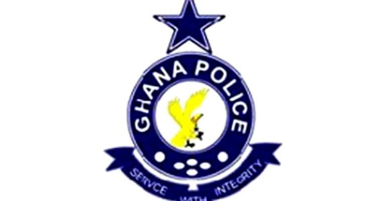 Police hold eight for attempting to attack Nima Police Station