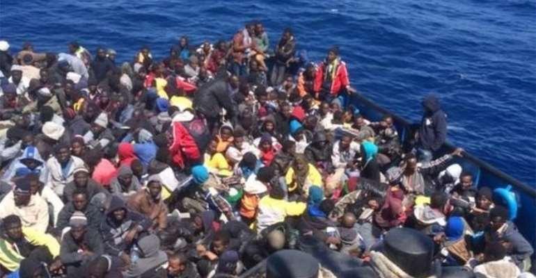 6 Ghanaians thrown into Mediterranean sea after religious row