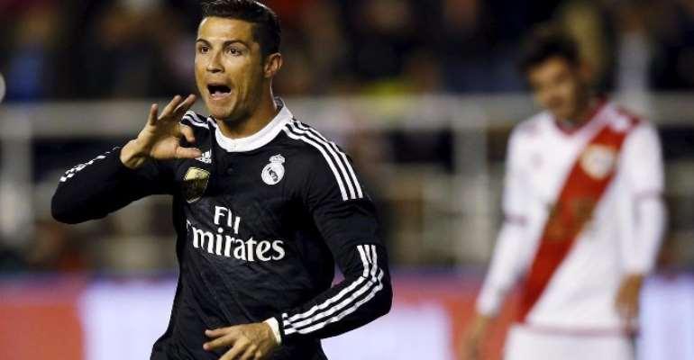 Watch La Liga goal king chart: Ronaldo's 300th keeps him ahead of Messi