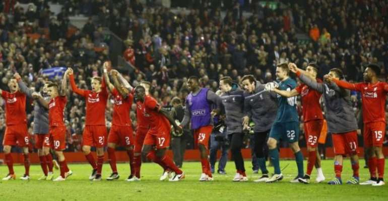 Liverpool hit four second-half goals to sink Dortmund in incredible comeback