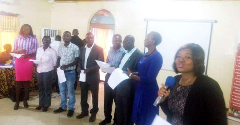 NAP+ Ghana Inaugurates Advisory Board