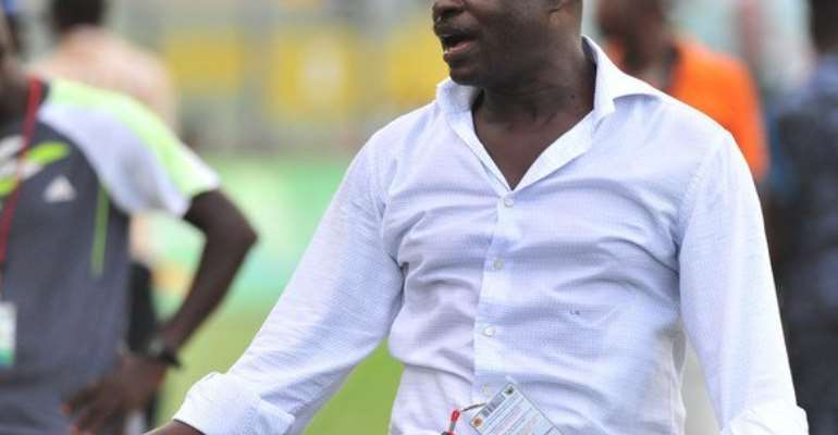 Prince Owusu upset with Medeama's defeat to Mazembe