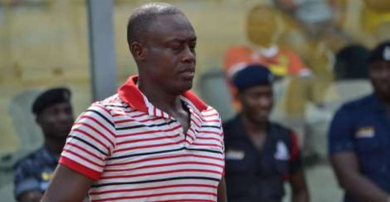 Asante Kotoko: Michael Osei will not be bothered if snubbed for permanent job