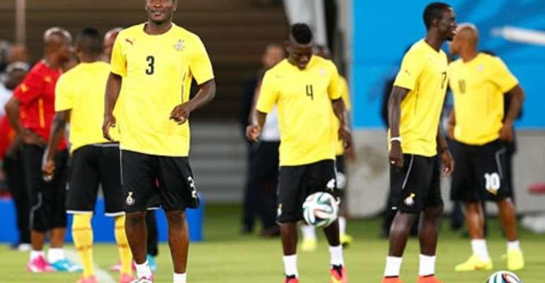 Asamoah Gyan: Forgive Jordan Ayew for his mistakes