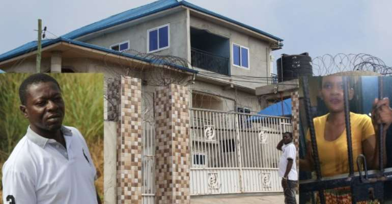 Landlord Strips Sarah Kwabla. They Promised Me $20,000 To Lie Against Asamoah Gyan