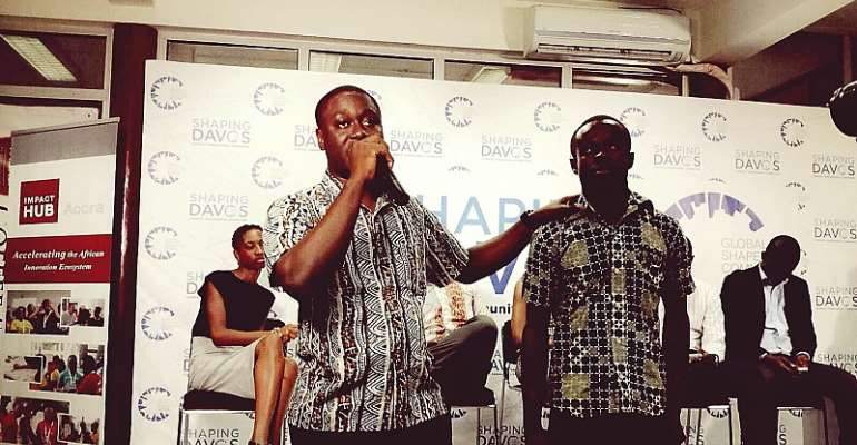 Wikipedia Ghana Celebrates 15th Anniversary At Shaping Davos In Accra