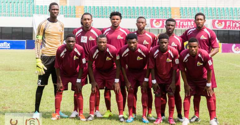 Ghana Premier League: First round to officially end on 05 June after Medeama's outstanding matches