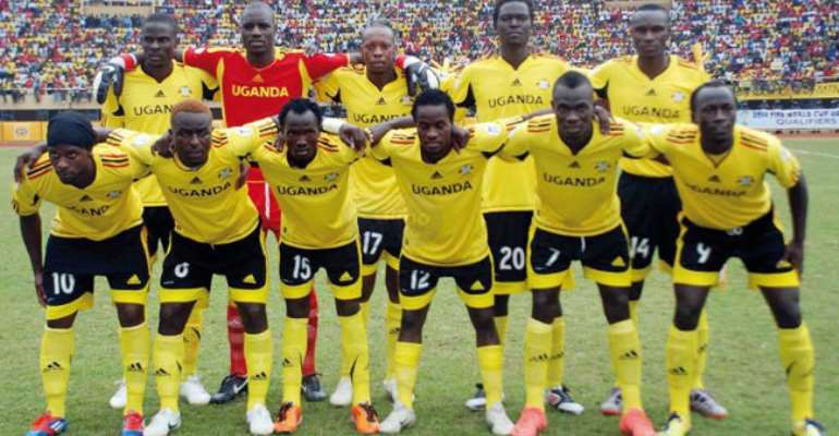 FIFA orders Ghana's AFCON opponents Uganda to cancel friendly against Sudan