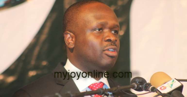 Gov't will apply sanctions if need be after probe into CHRAJ spending - Omane Boamah