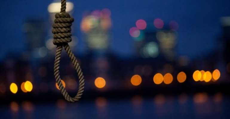 E/R: Three Persons Commit Suicide In Five Days