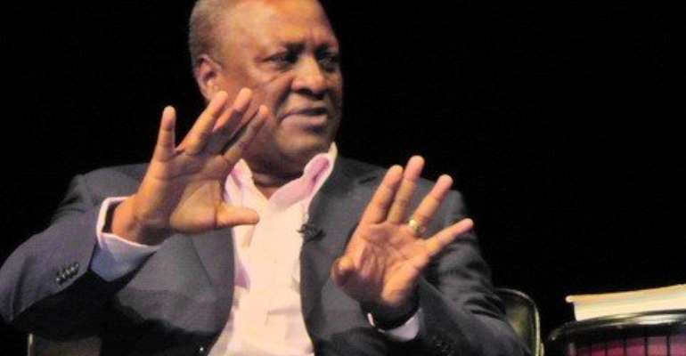 Mahama running out of time; NPP win likely– EIU