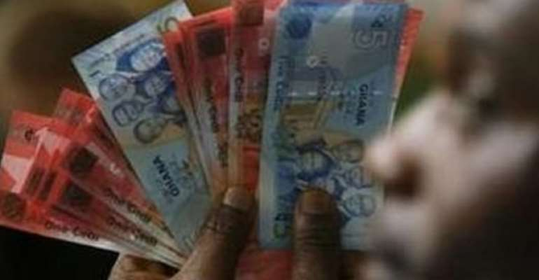 Bank of Ghana moves to curb cedi's marginal dip in value