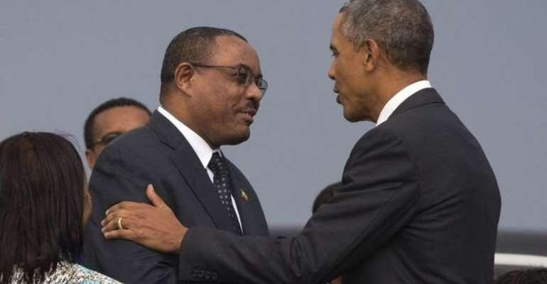 Obama praises Ethiopia over fight against al-Shabab fight