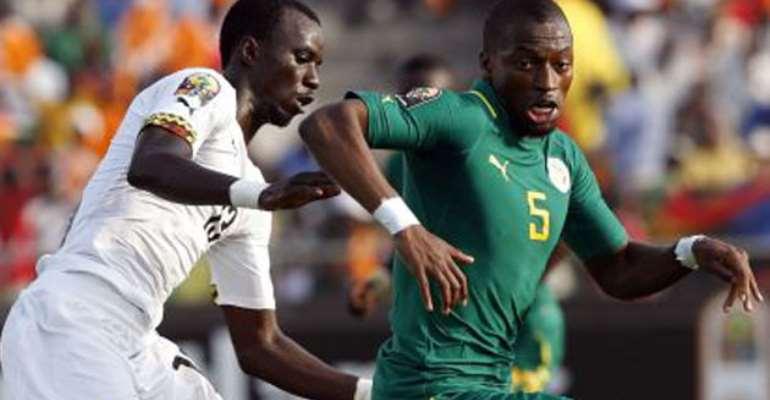 Rabiu Mohammed has struggled for games in Ghana shirt