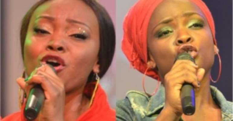 PRINCESS AND RACHEAL EVICTED FROM PROJECT FAME SEASON 4