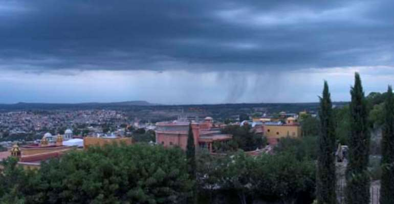 More Rains Coming