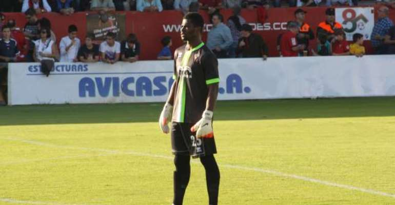 Search for glory: Razak Brimah ends contract with CD Mirandes