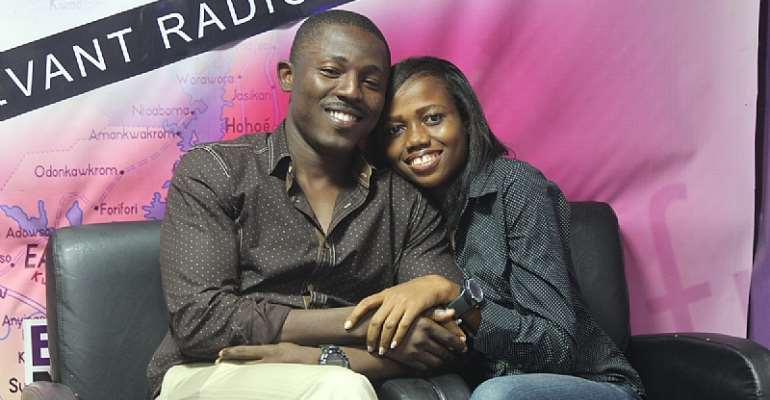 Divorce Is Not An Option In Marriage—Fabulous Wedding Couple