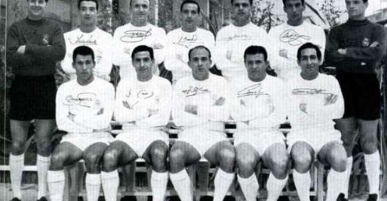 Today in history: Real Madrid win 5th Consecutive European Cup