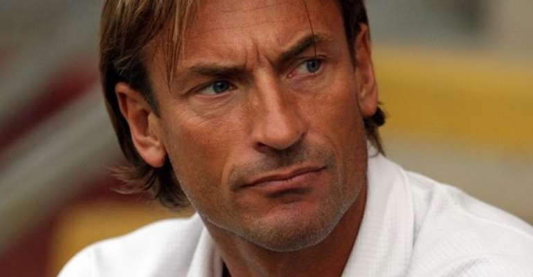 Renard Quits Ivory Coast Job