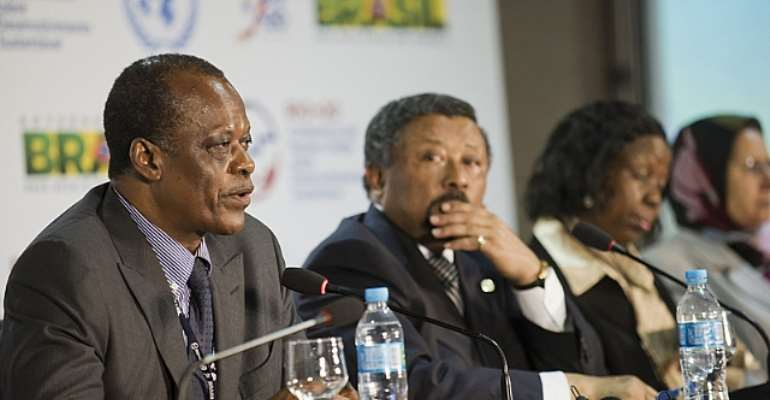 Rio summit keeps African hopes alive