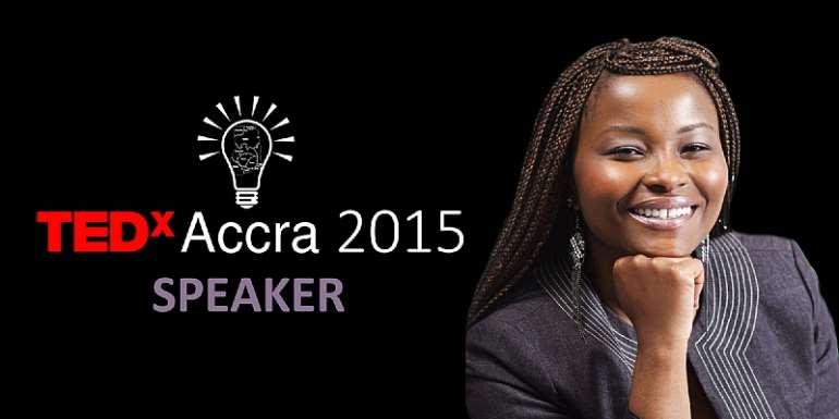 TedX Accra Speakers: Meet Rita Kusi
