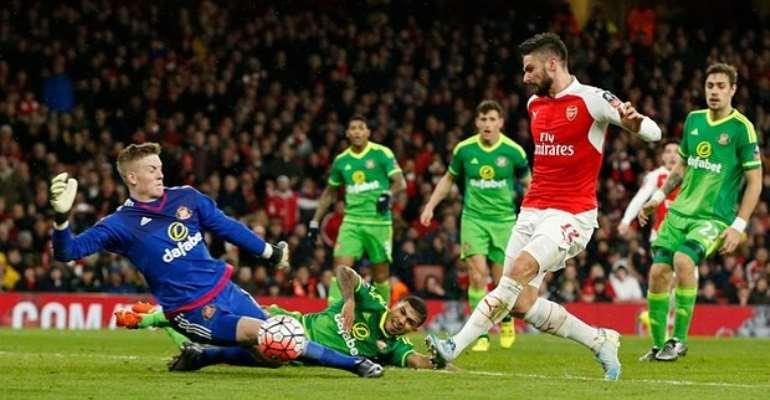 FA Cup: Arsenal, Man City, Man Utd and Crystal Palace win