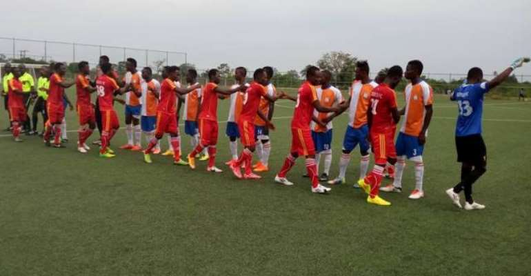 Okyeman Planners FC Secures Vital Away Win At Sogakope