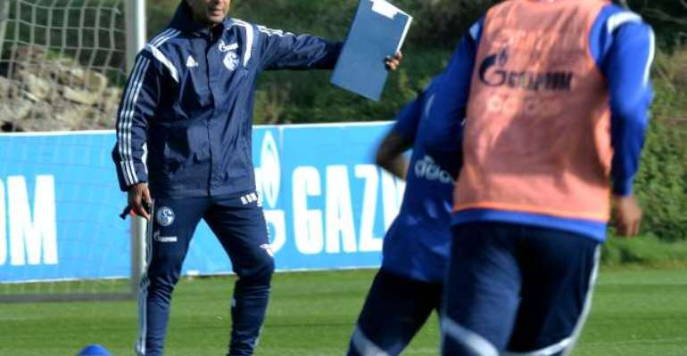 first game incharge: Schalke attack excites Roberto Di Matteo