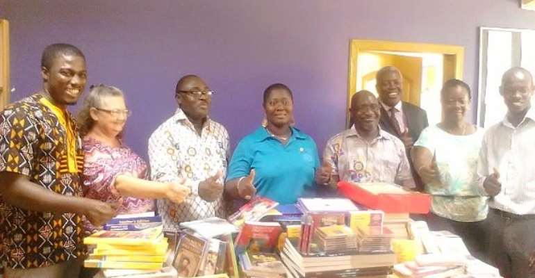 Rotary Club of Accra Airport donates to street foundation