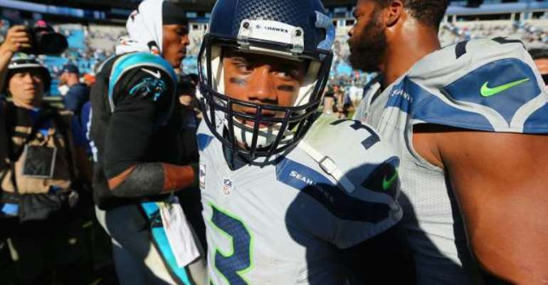 End it: Seattle Seahawks quarterback Russell Wilson shrugs off controversy